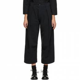 Toogood Black The Tinker Trousers THE TINKER TROUSER