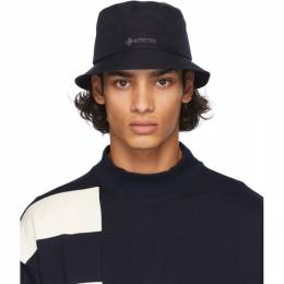 Nanamica Navy Gore-Tex® Bucket Hat SUPF032_