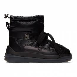 Moncler Black Down Insolux Ankle Boots F209B4H5010002SFA