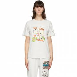 Marc Jacobs Off-White Magda Archer Edition My Life Is Crap T-Shirt C6000176