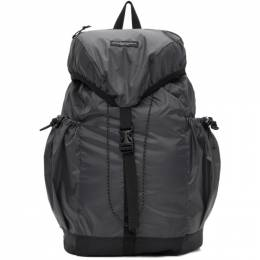 Engineered Garments Grey Ripstop UL Backpack 20F1H020