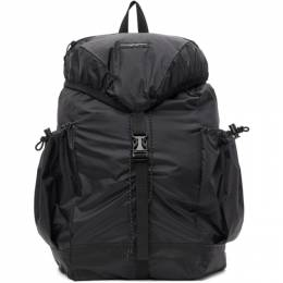 Engineered Garments Black Ripstop UL Backpack 20F1H020