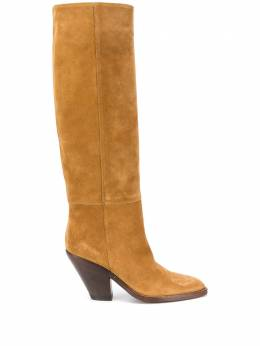 Buttero tapered heel knee-high boots B9211