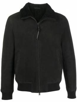 Closed shearling lined jacket C8709082L22