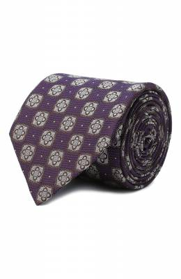Шелковый галстук Eton A000 32542