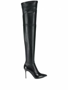 Balmain over-the-knee boots UN1C511LNSA