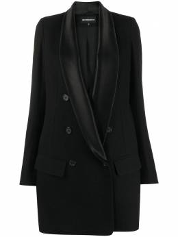 Ann Demeulemeester tailored double breasted coat 20021016P165099