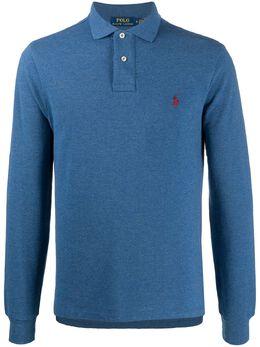 Polo Ralph Lauren рубашка поло с вышитым логотипом 710681126