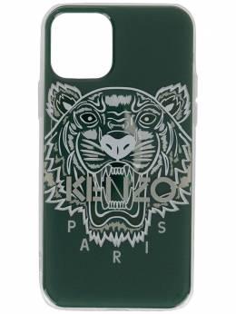 Kenzo чехол для iPhone 11 Pro с принтом Tiger FA6COKIXITRE