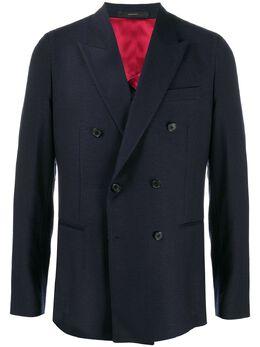 Paul Smith double breasted blazer M1R1949E01150
