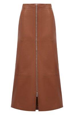 Кожаная юбка Drome DPD7016/D1098