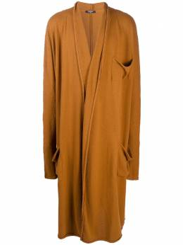Balmain Jersey cardigan UH03654Z405