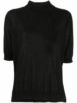 Semicouture roll neck T-shirt Y0WA10