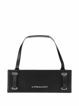 Y / Project accordion baguette bag WBAG6S19