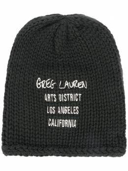 Greg Lauren Arts District beanie AA160