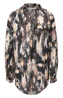Шелковая блузка Iro WM16SENK