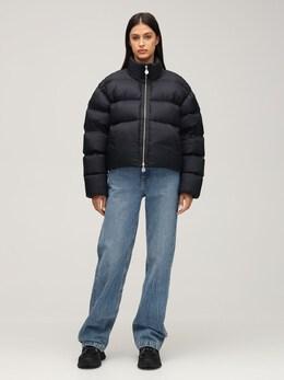 Куртка Wendy На Пуху Ienki Ienki 72I52T011-VUxUUkEgQkxBQ0s1