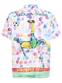 Рубашка Kidsuper Studios Puma Select 72I0II042-MDI1