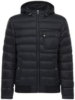 Куртка Из Нейлона На Пуху Belstaff 72I3GB004-OTAwMDA1