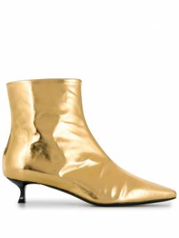 MSGM pointed-toe ankle boots 2941MDS8173142
