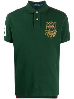 Polo Ralph Lauren рубашка поло Triple-Pony 710807546005