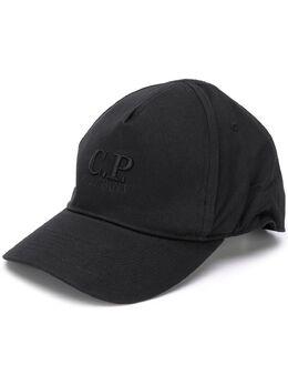 C.P. Company бейсболка с вышитым логотипом 09CMAC228A005279A