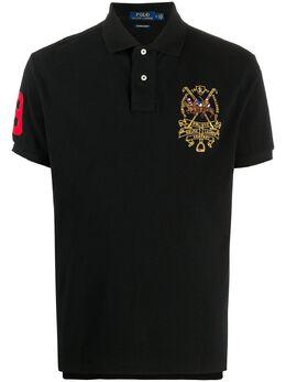 Polo Ralph Lauren рубашка поло Triple-Pony 710807546001
