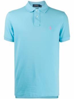 Polo Ralph Lauren рубашка поло с вышитым логотипом 710782592023