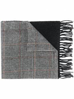 Faliero Sarti клетчатый шарф с эффектом омбре ERMAL