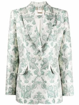 Zimmermann парчовый пиджак Ladybeetle 8890JLAD