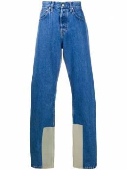 Helmut Lang джинсы широкого кроя K07DM205