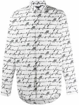 Just Cavalli рубашка с графичным принтом S03DL0308N39599