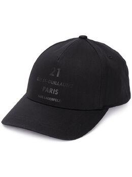 Karl Lagerfeld кепка с логотипом 8056140502123