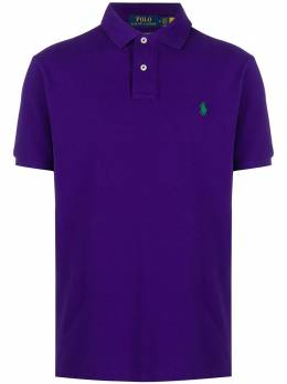 Polo Ralph Lauren рубашка поло с вышитым логотипом 710782592027