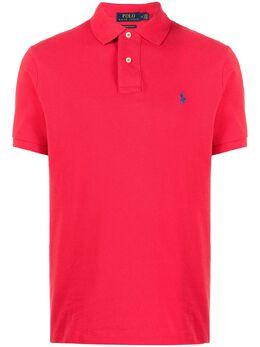 Polo Ralph Lauren рубашка поло с вышитым логотипом 710680784154