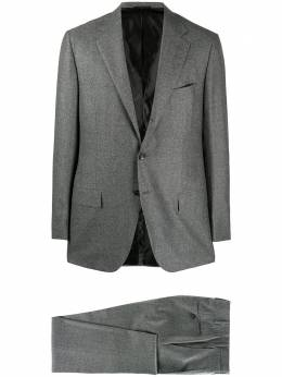 Kiton костюм с однобортным пиджаком K01T5201