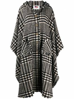 Ports 1961 houndstooth print coat PW420CSB14FWVC612