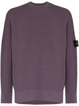 Stone Island свитер в рубчик 7315502A1