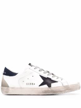 Golden Goose кеды Superstar GMF00102F00060910341