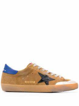 Golden Goose кеды Superstar GMF00107F00036180325