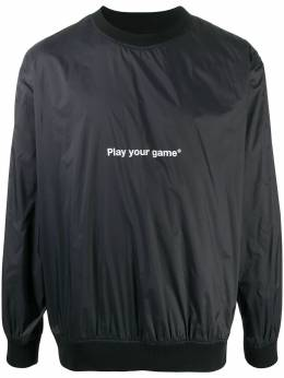MSGM толстовка Play Your Game 2945MM05207511