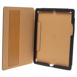 MCM Black Saffiano Leather Elda Ipad Case 330224
