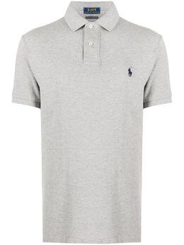 Polo Ralph Lauren рубашка поло с вышитым логотипом 710782592003
