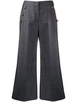 Pt01 широкие брюки из денима CDVSMIZX0STAK05