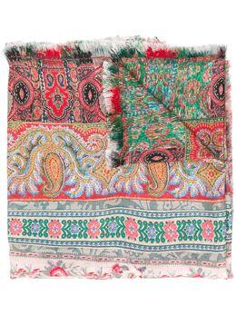 Pierre-louis Mascia шарф с принтом пейсли ALOEUWSW135X195S4