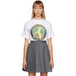Simon Miller White Nana Loose T-Shirt W392-4053