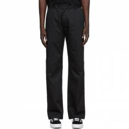 Noon Goons Black No Doubt Trousers NGCO-014
