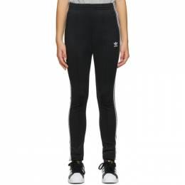 Adidas Originals Black Adicolor Classics PrimeBlue SST Track Pants GD2361