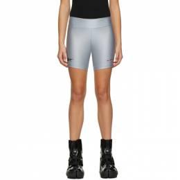 Misbhv Grey Reebok Edition Bike Shorts FT6006