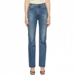 Agolde Blue Vintage Flare Jeans A127B-1141